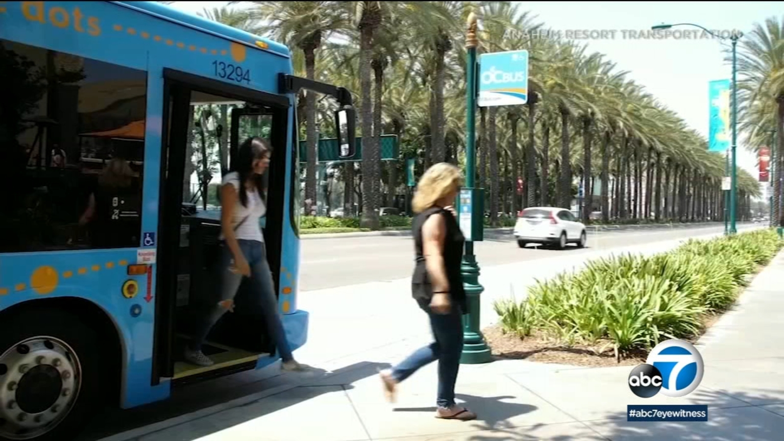 Star Wars: Galaxy's Edge: Anaheim hopes transportation app helps with Disneyland crowds