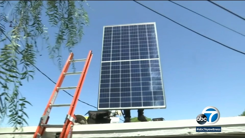 Solar Energy Company Says Batteries Can Replace Ladwp S Gas