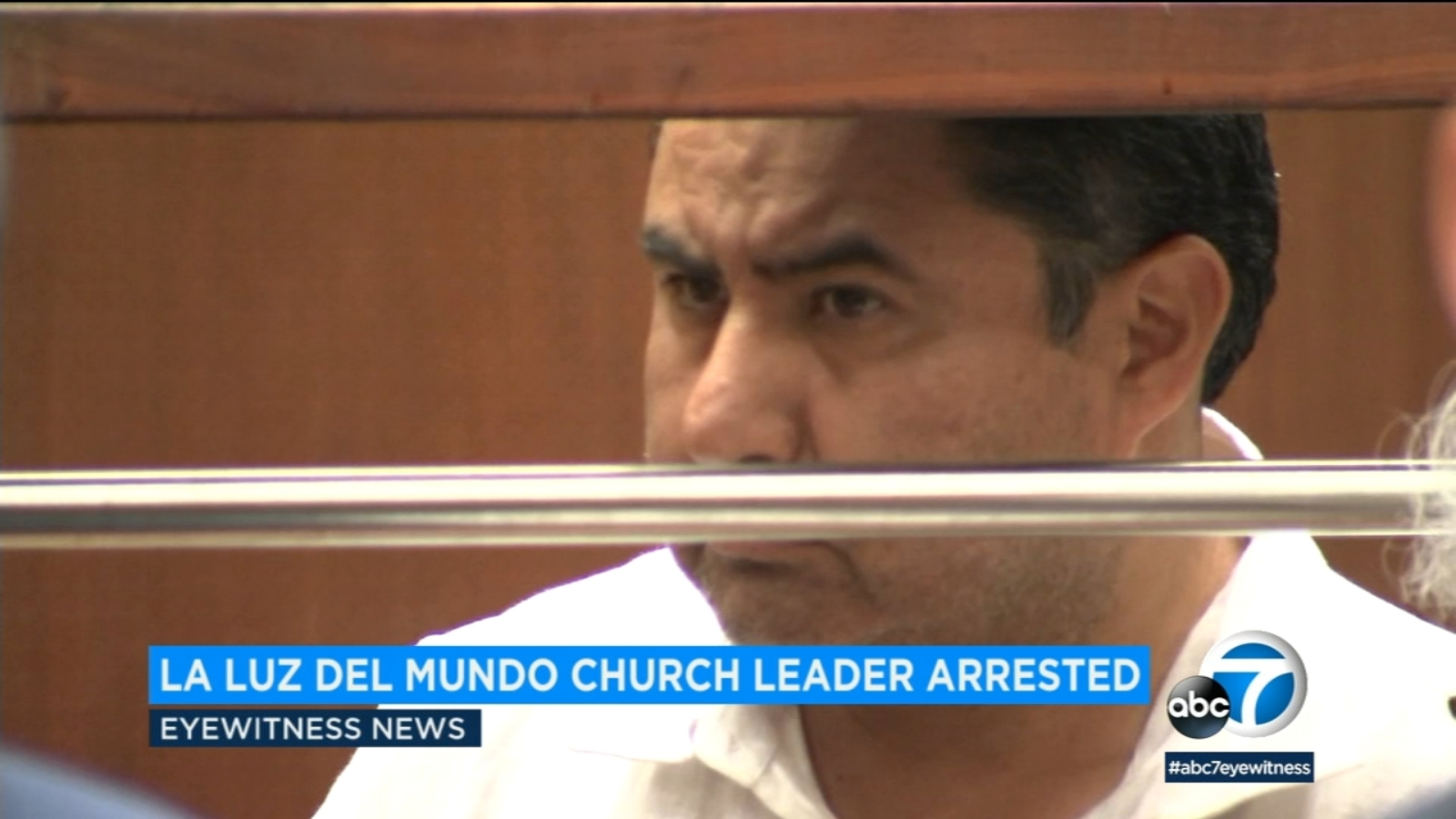 Bail set at $50 million for La Luz del Mundo church leader facing sex charges
