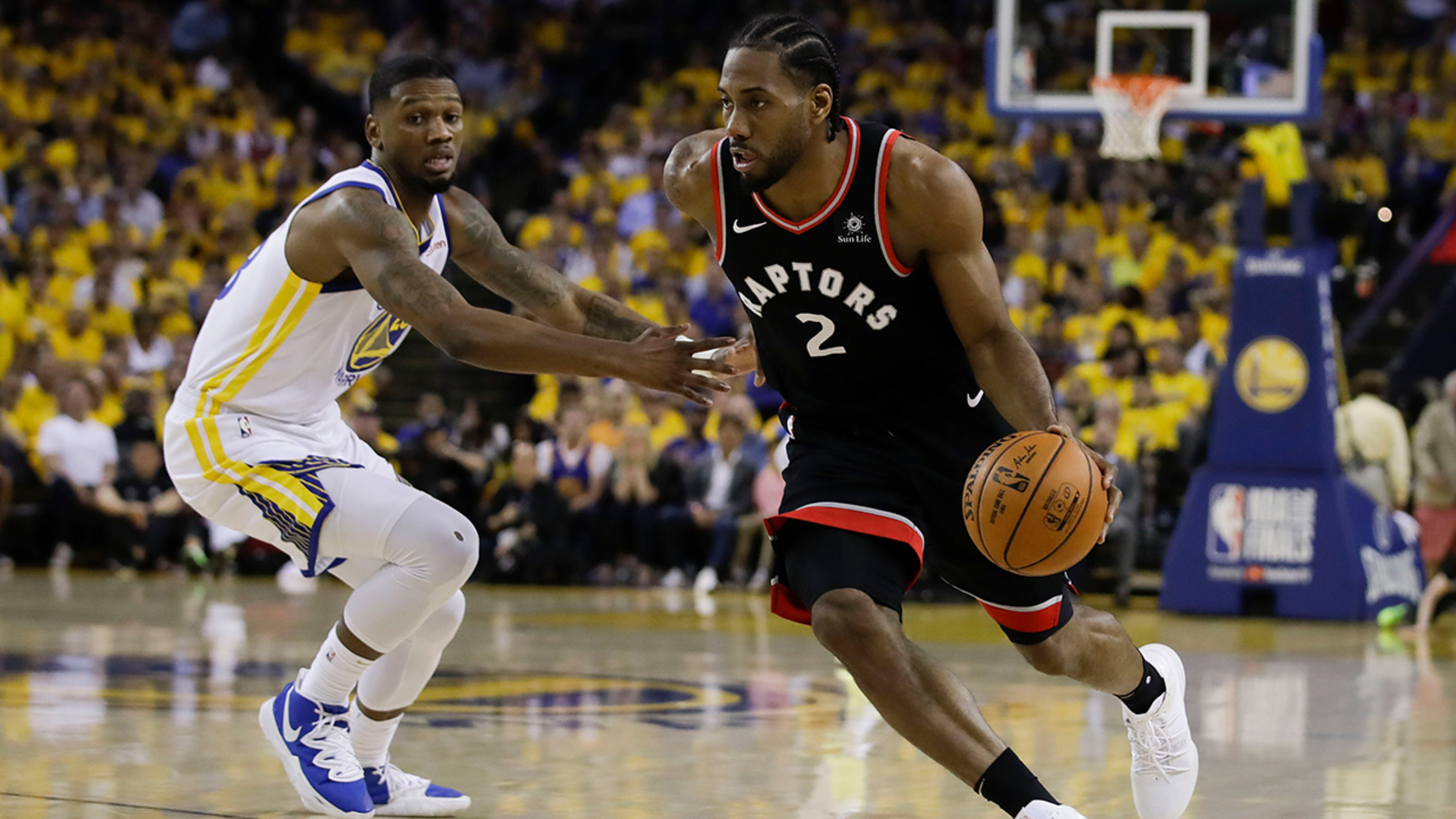 Golden State Warriors Lose To Toronto Raptors 123 109 In Game 3