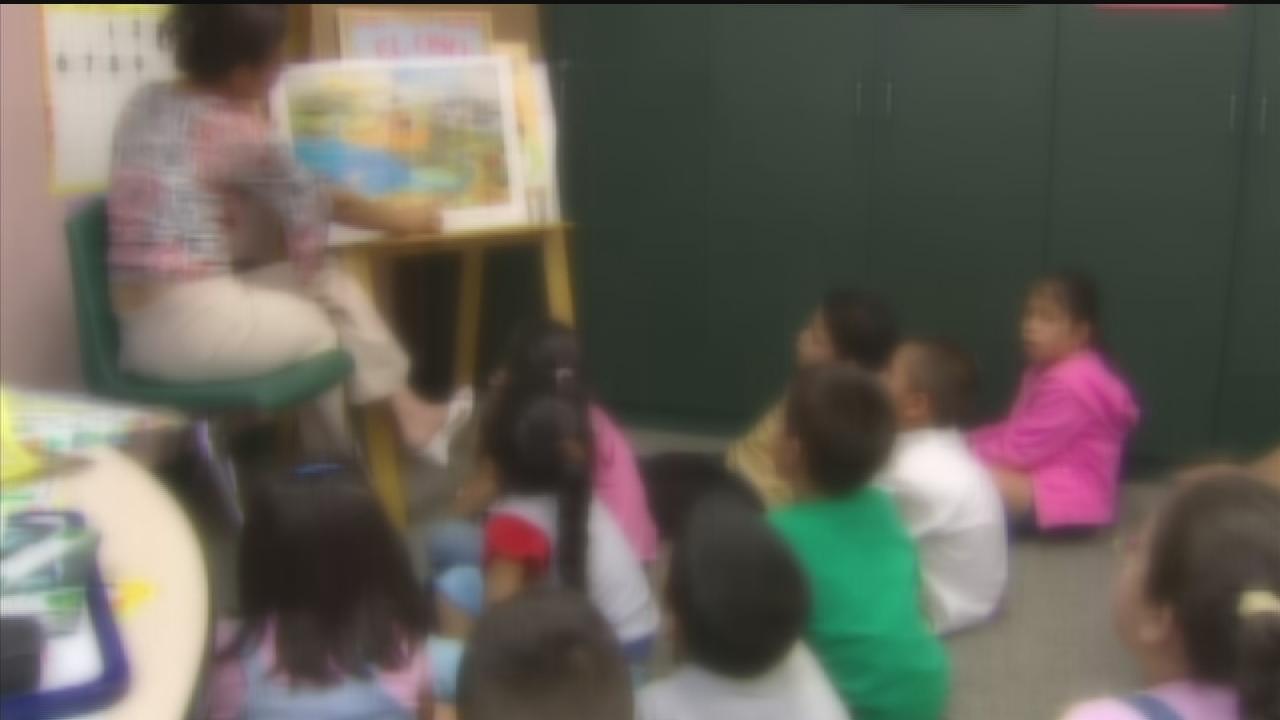 Kindergarteners mistakenly told they made GT program