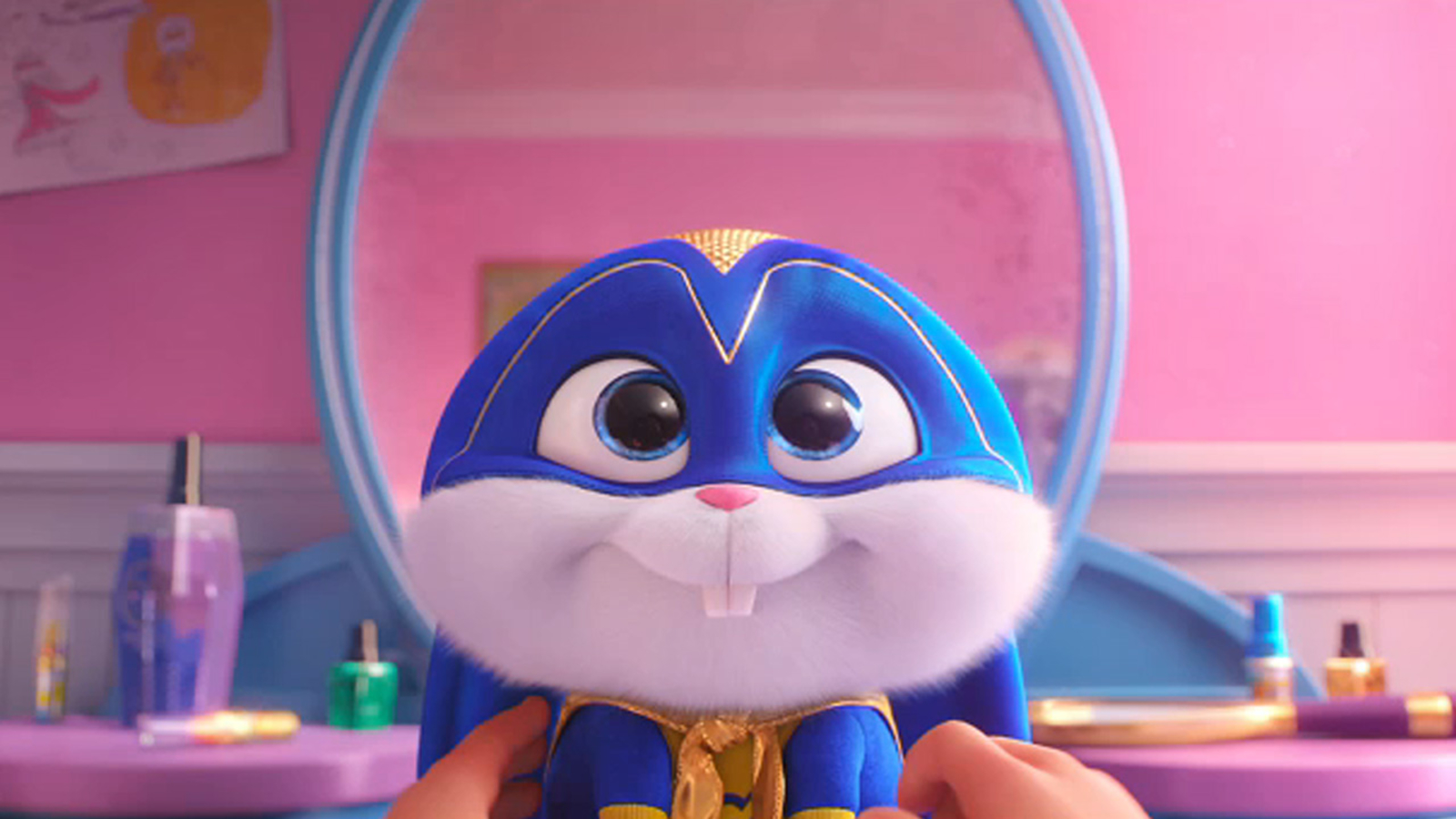 The Secret Life Of Pets 2 A Unique Fusion Of Performer And