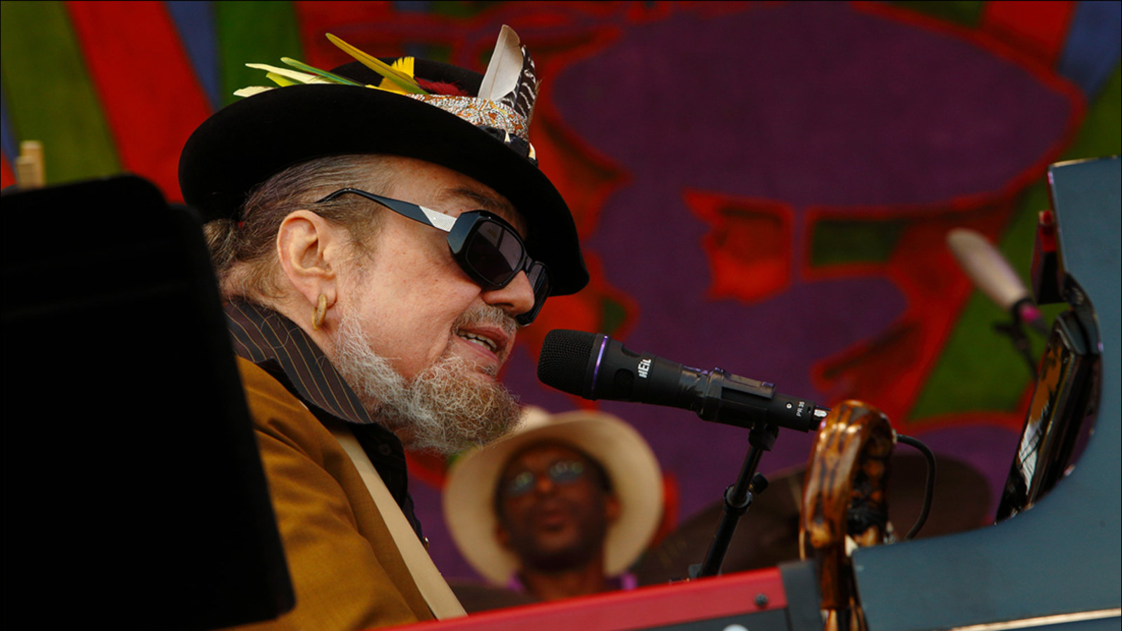 'Dr. John,' funky musician known for hit song 'Right Place ...