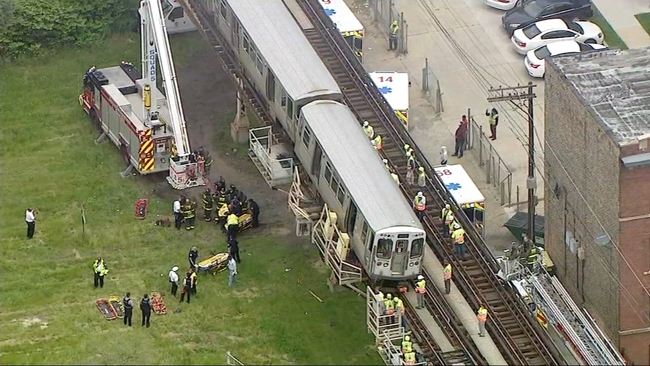 Train derailment | abc7chicago com