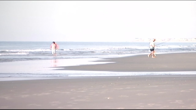 Elevated bacteria levels prompt warning at N  Myrtle Beach location