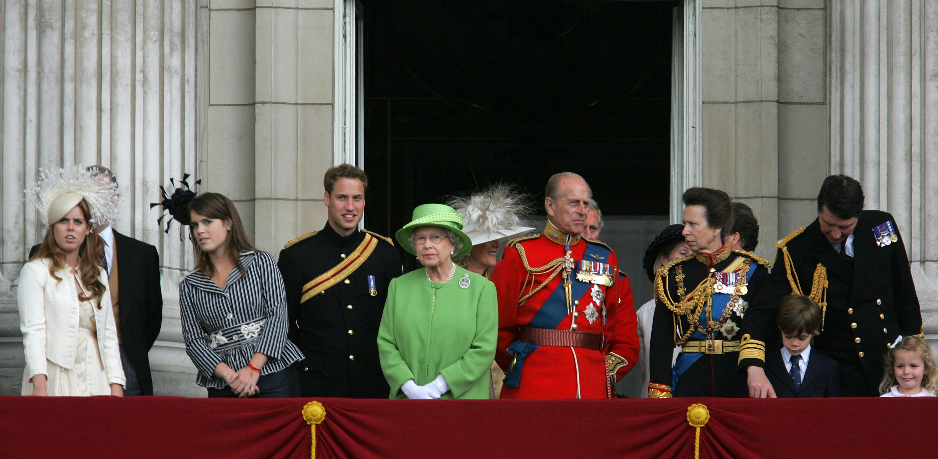 Trooping the Colour 2019 parade marks Queen Elizabeth II's