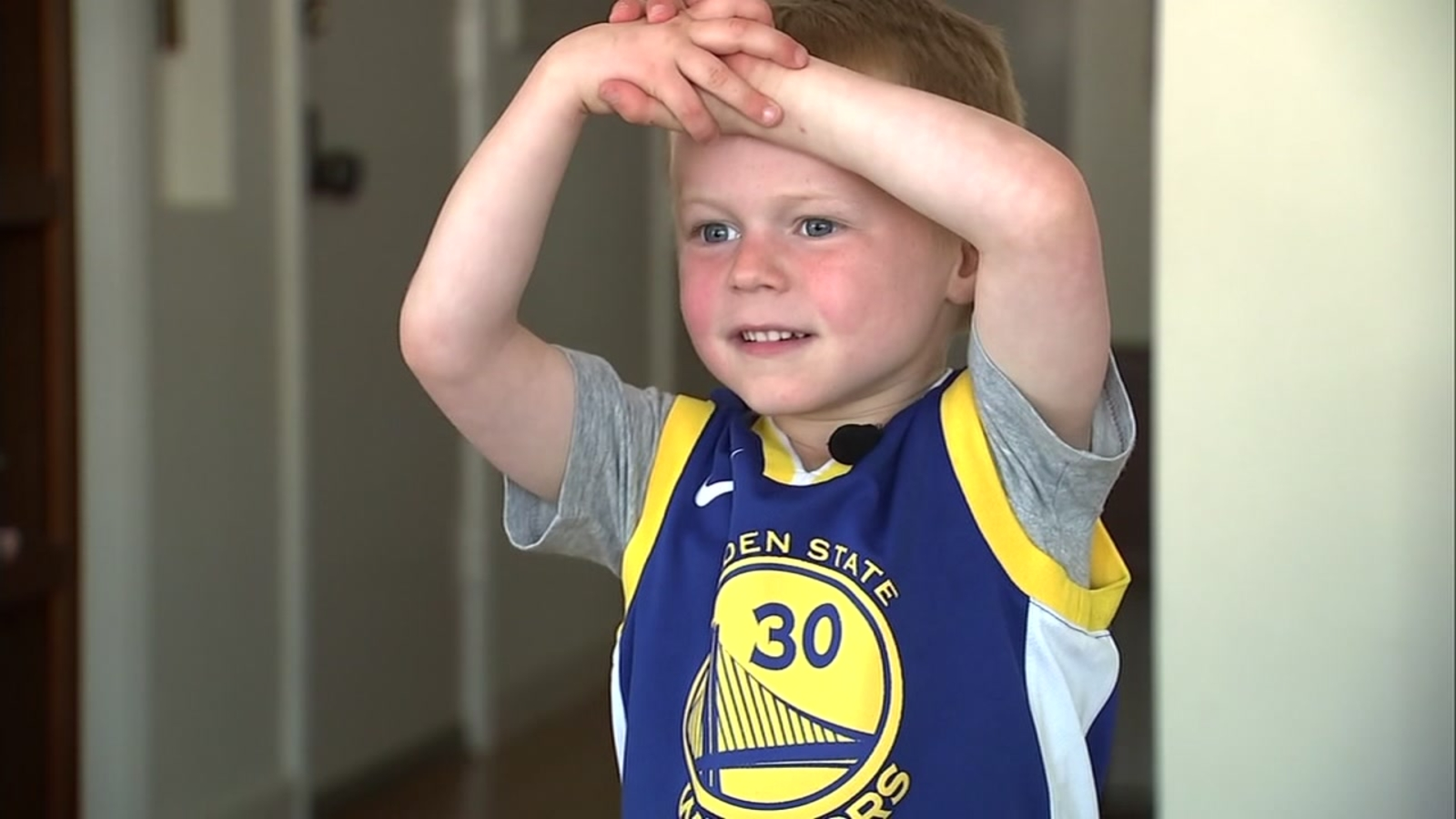Warriors superfans bring energy and spirit to NBA Finals