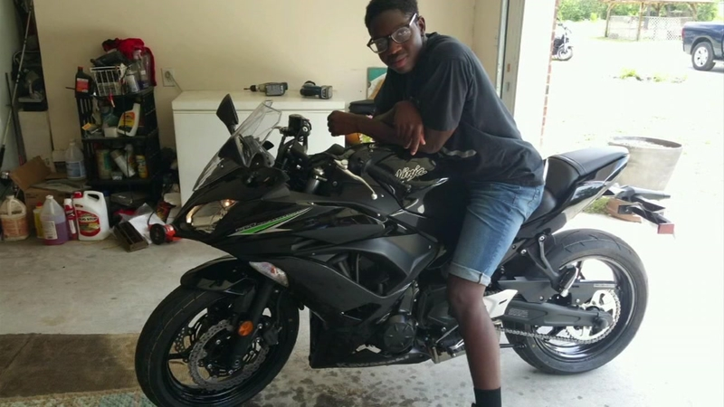 High school senior killed in motorcycle accident days before graduation