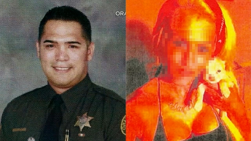 Did OC deputy order informant to inject murder suspect with heroin?