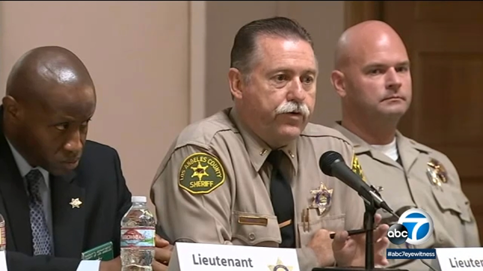 LASD lieutenant says he tried to warn about Malibu Creek State Park killer, sues department