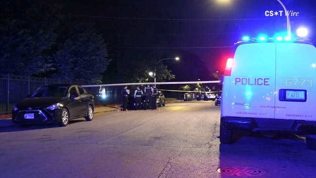 2 charged in Near West Side shootout that left 2 dead, 3 wounded