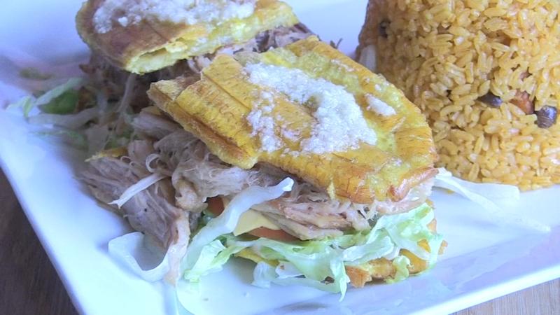 Authentic Puerto Rican Food At Jibaritos On Harlem