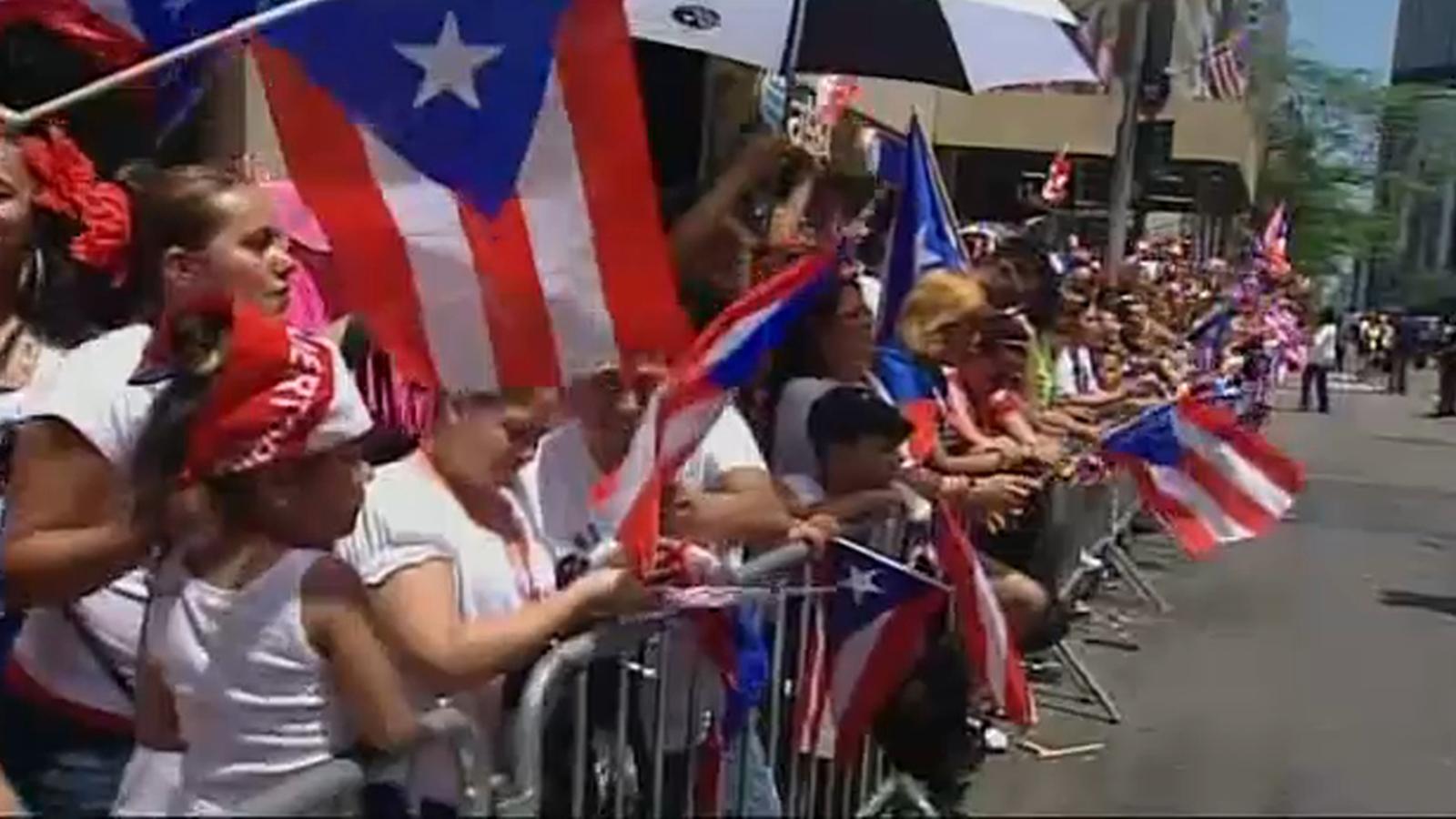 National Puerto Rican Day Parade set to make its way through Midtown