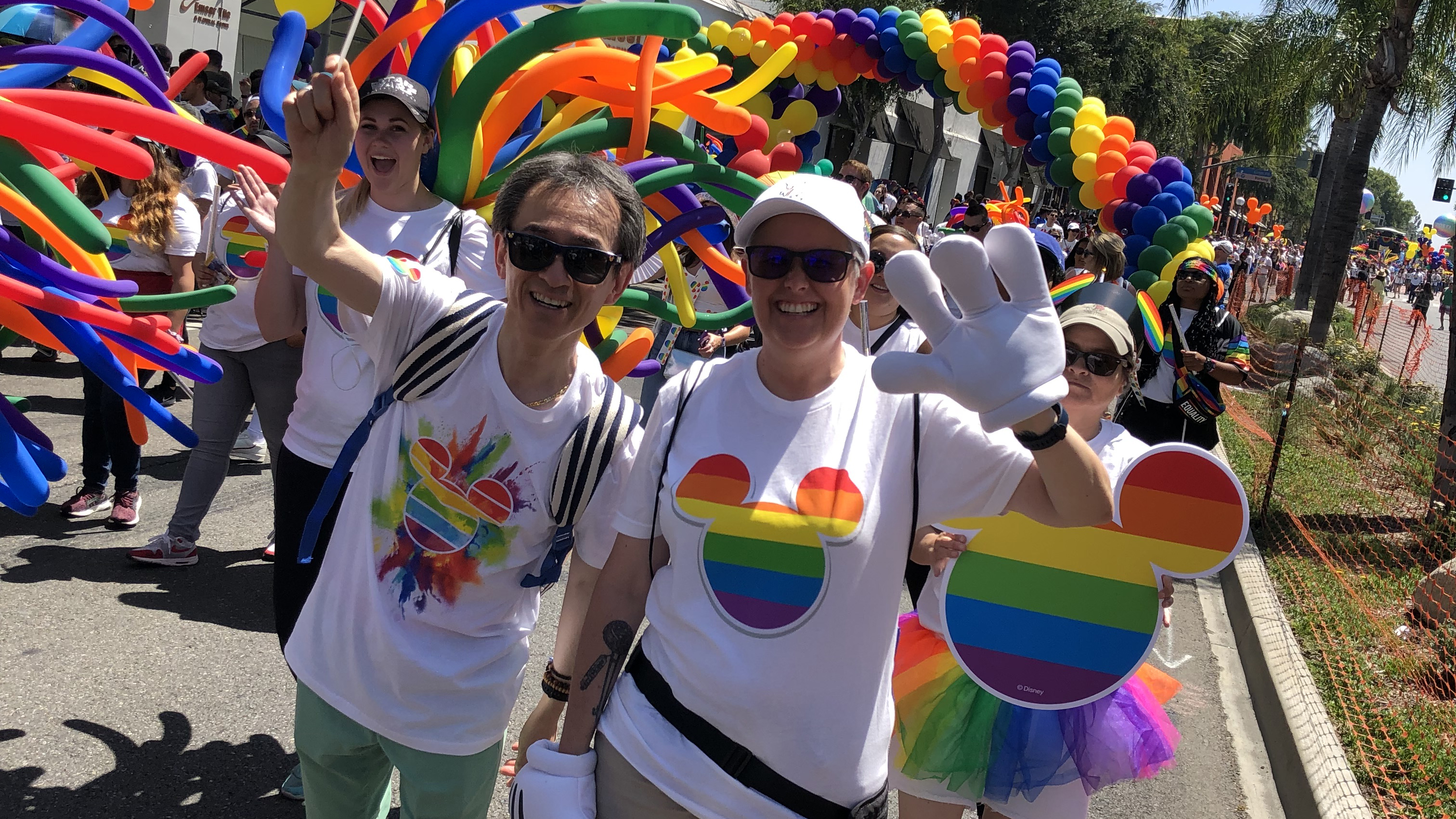 PHOTOS: Highlights from the 49th annual LA Pride Parade in