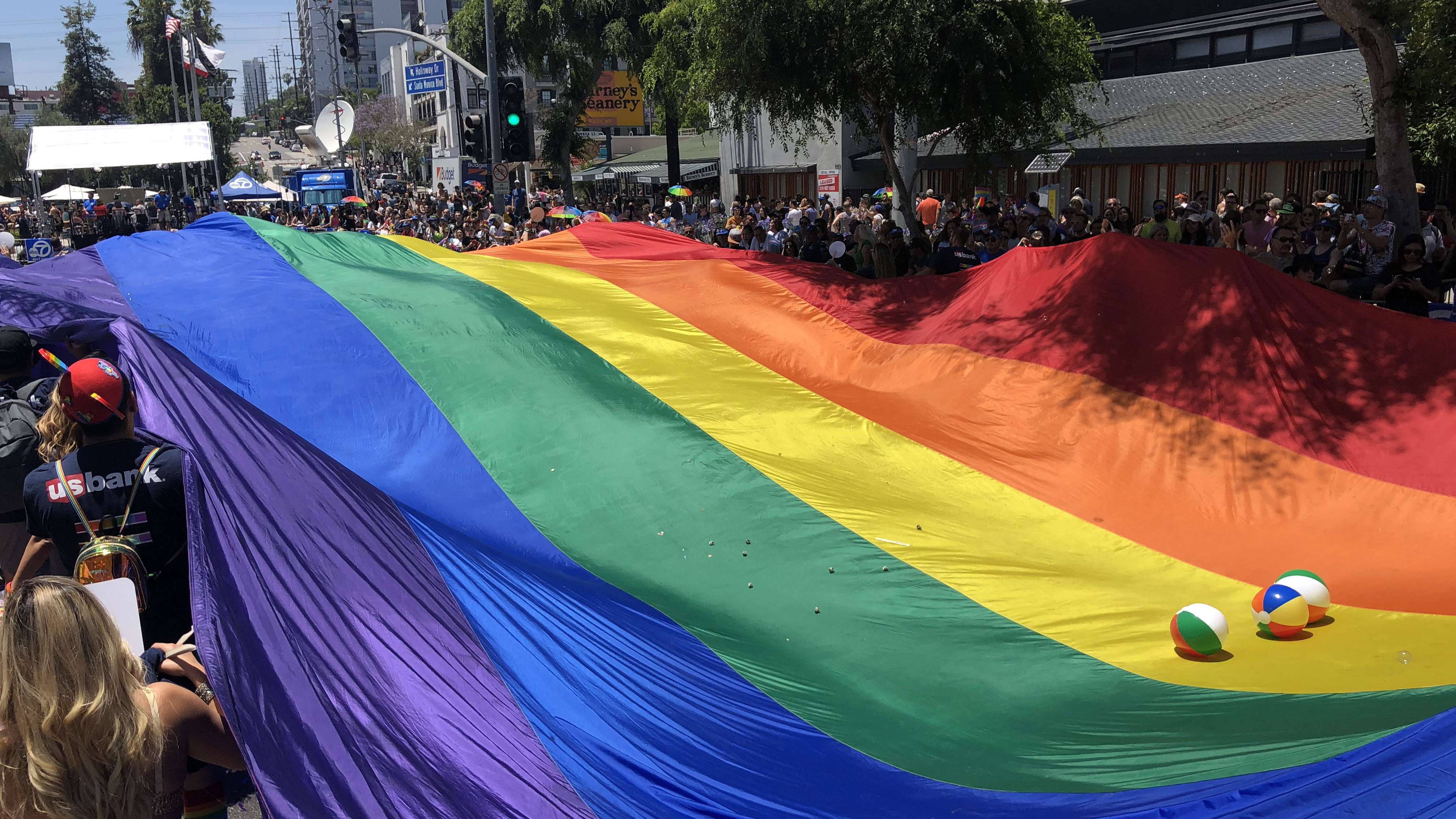PHOTOS: Highlights from the 49th annual LA Pride Parade in West