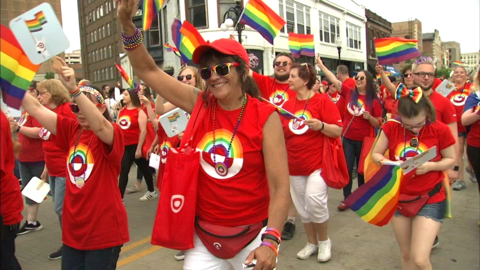 Aurora Pride Parade steps off after previous cancellation