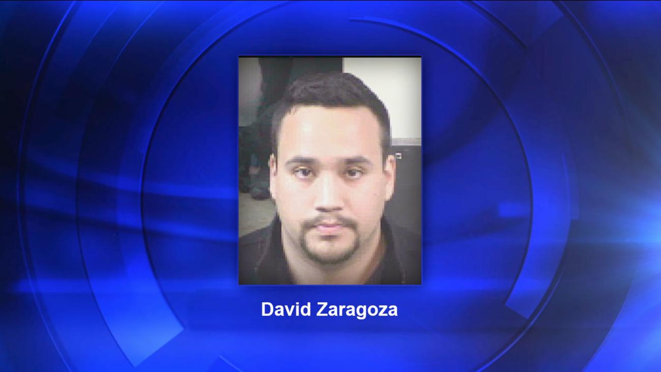 Coalinga Sexual Battery suspect David Zaragoza