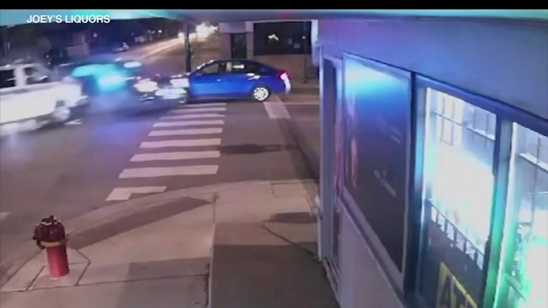 Family files suit after woman killed in crash with CPD vehicles
