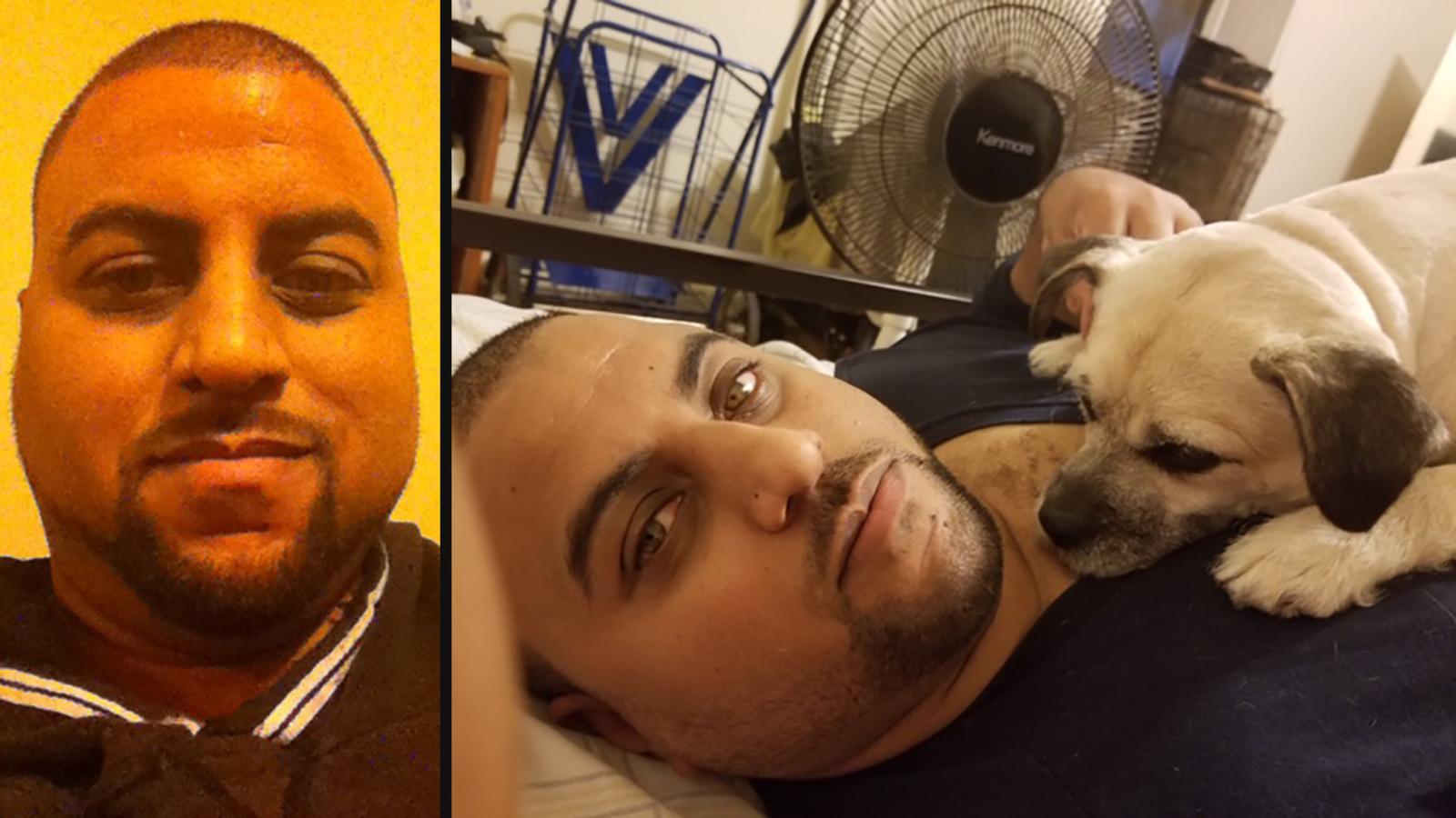 Man walking dog fatally shot by stray bullet in Manhattan