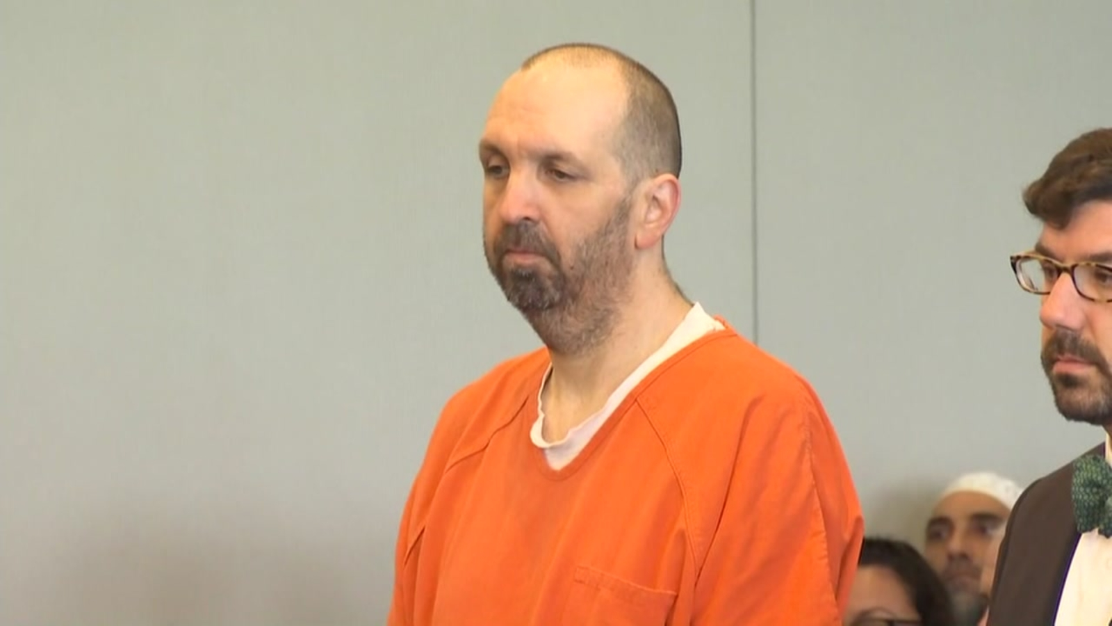 'Cold-hearted malice:' Craig Hicks to spend life in prison for murder of 3 Muslim students in 2015