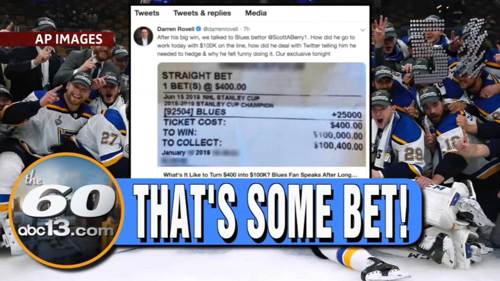 Bet on blues to win stanley cup cardiff vs nottingham betting previews