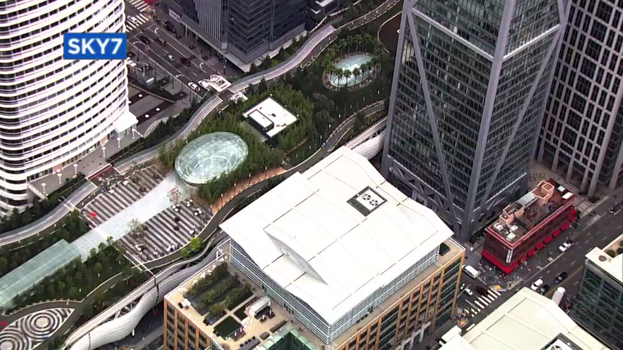 Lighting Funeral Pyre To Bring Closure >> Timeline A Look At The Salesforce Transit Center Closure In San