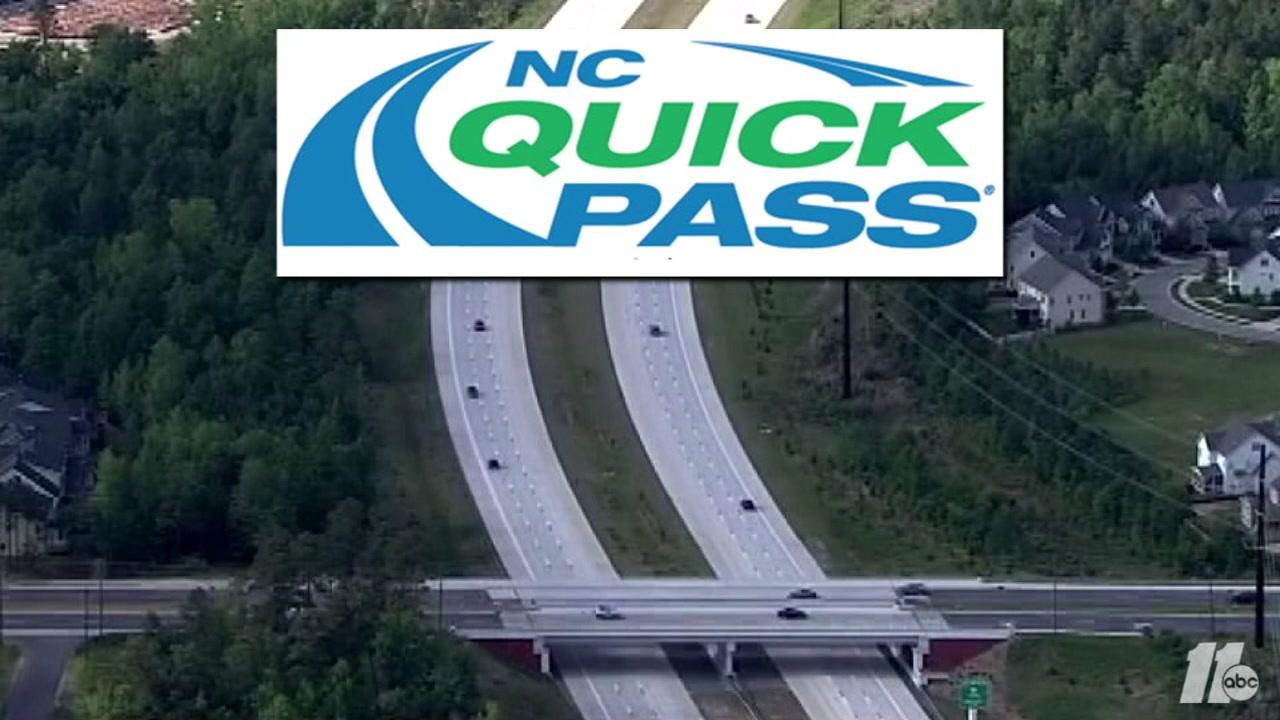 SunPass Mini Sticker Pre-Paid Toll Program For FL NC GA