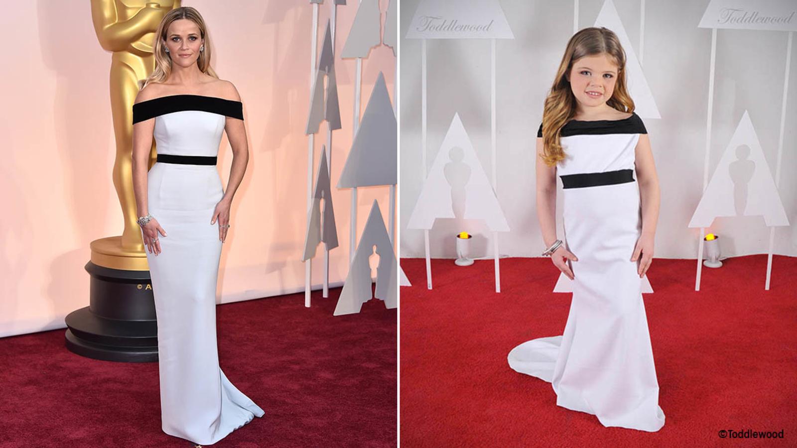 Photos Adorable Kids Recreate Celebrity Red Carpet Fashions On The View Abc13 Houston