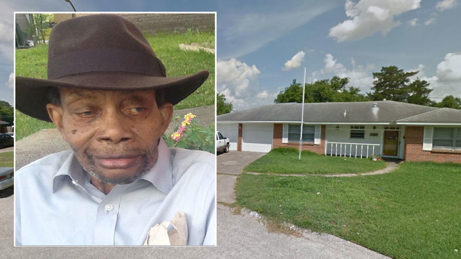 86-year-old man missing in Baytown