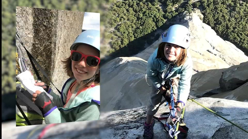 10-year-old becomes youngest person in history to climb Yosemite's El  Capitan
