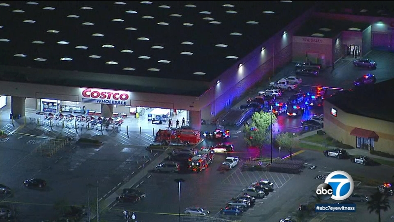 Off-duty LAPD officer involved in deadly IE Costco shooting