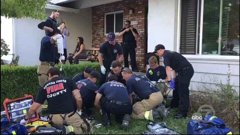 Toddler drowns in Antioch pool in what police believe was 'tragic accident'