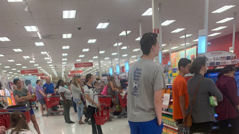 Nationwide Customer Service >> Target Registers Back Online After Nationwide Outage Leads To Long Lines