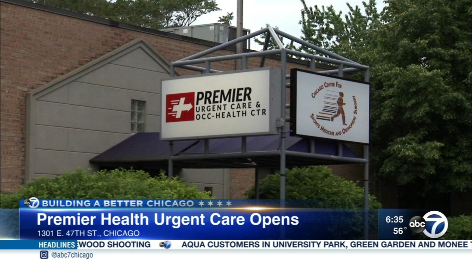 Premier Health Urgent Care becomes first black-owned urgent care facility on Chicago's South Side