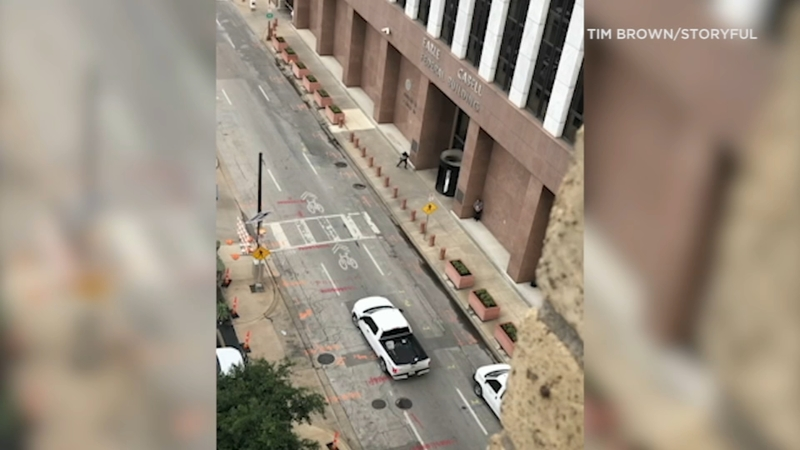 Brian Isaack Clyde dies after shots fired outside Dallas