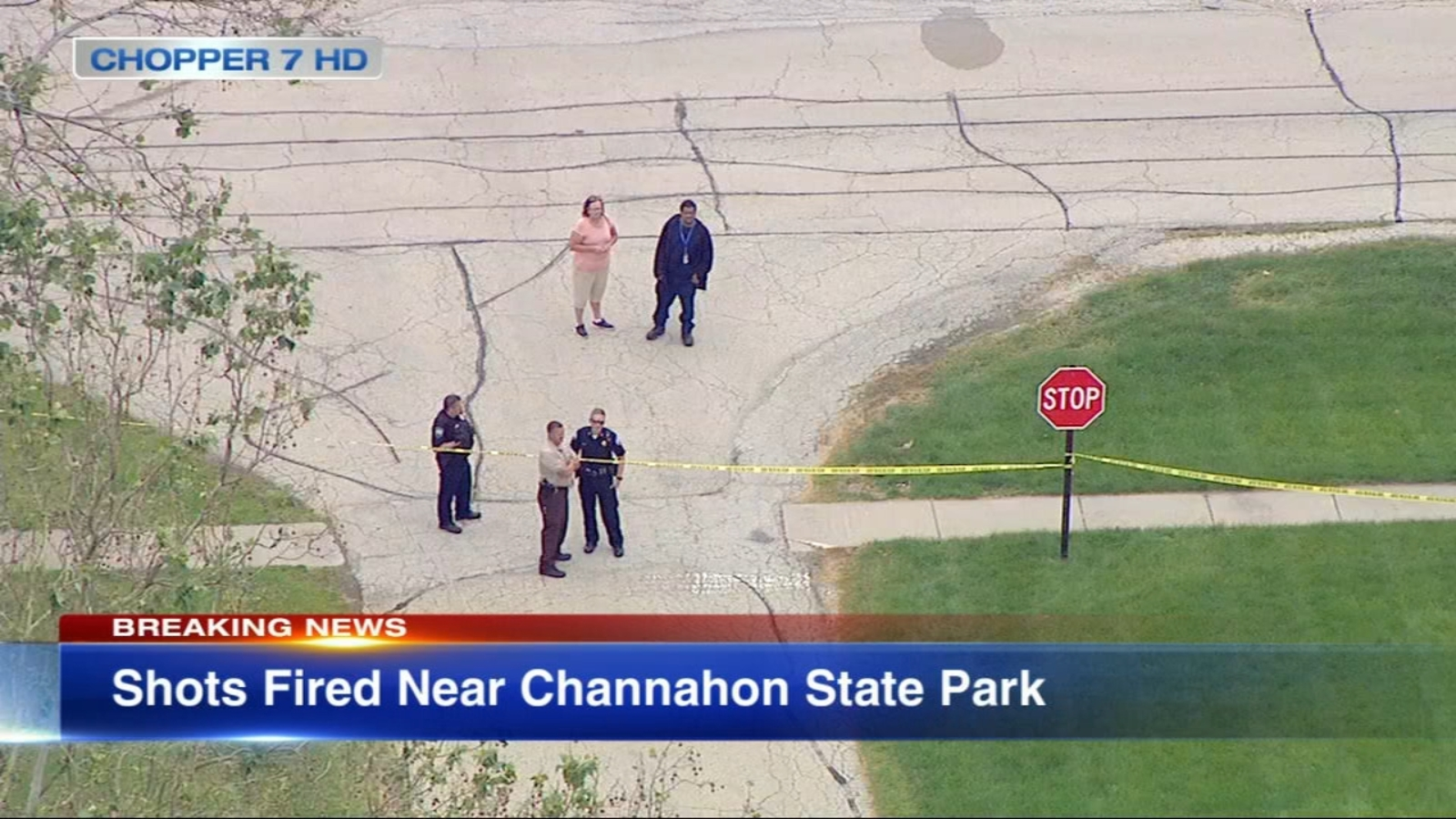 Channahon shooting: Man killed, woman pistol-whipped in domestic incident, police say