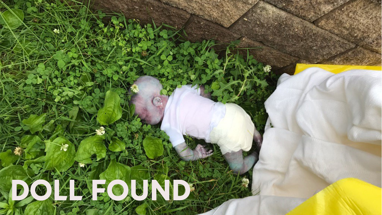 991b3a228 Realistic-looking doll thought to be dead baby spurs crime scene in Queens