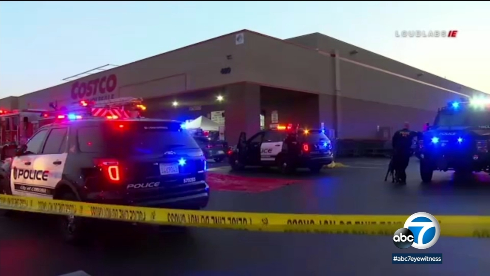 Corona Costco shooting: LAPD releases name of off-duty officer involved in incident