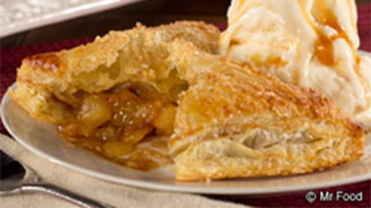 Fresh Apple Turnovers