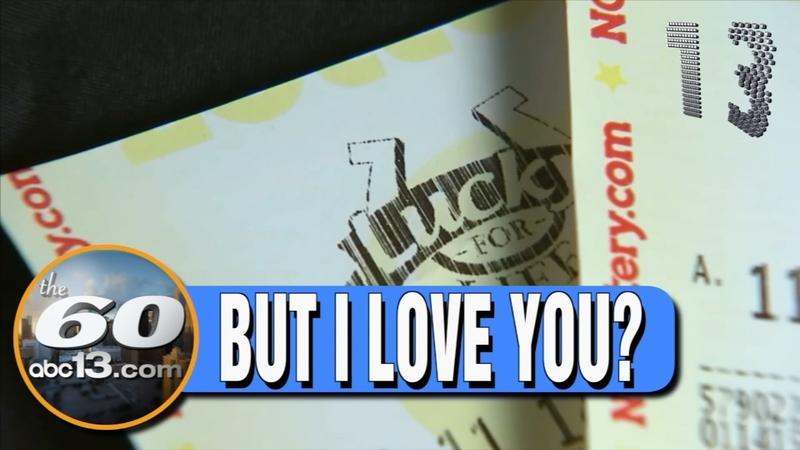 THE 60: Woman sues ex-girlfriend over $500K winning lotto ticket