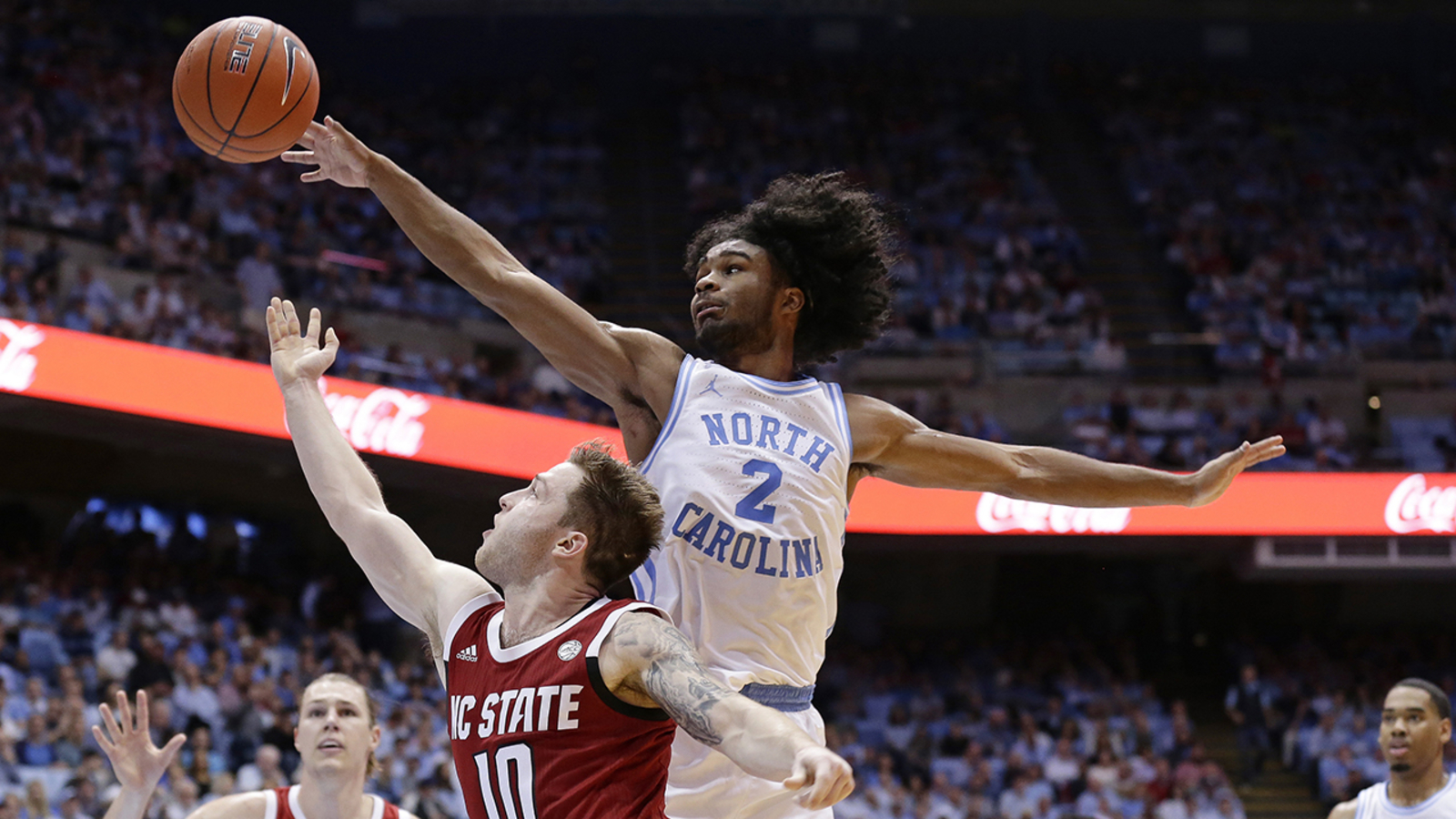 NBA Draft 2019: Chicago Bulls select UNC's Coby White in 7th overall pick