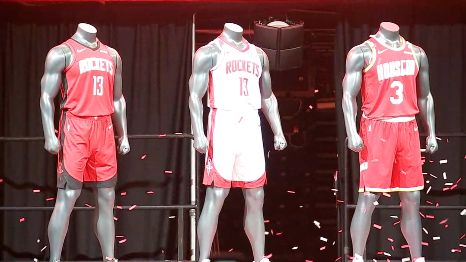 Houston Rockets: The evolution of Clutch City's on-court ...
