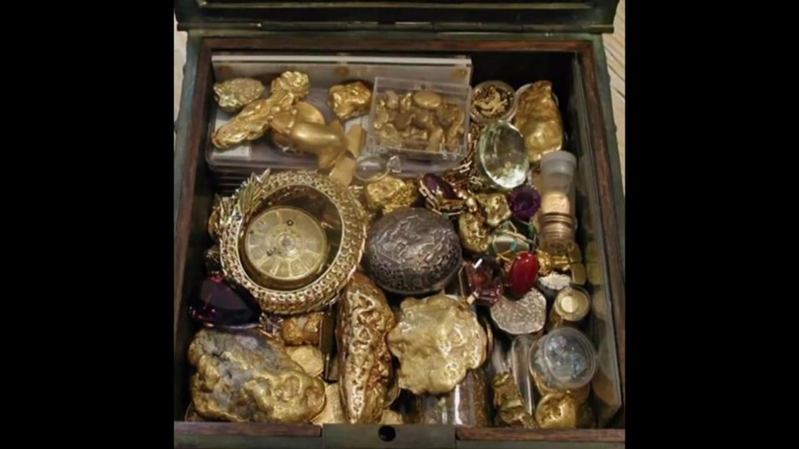 Sheriff gives stern warning to people searching for hidden treasure