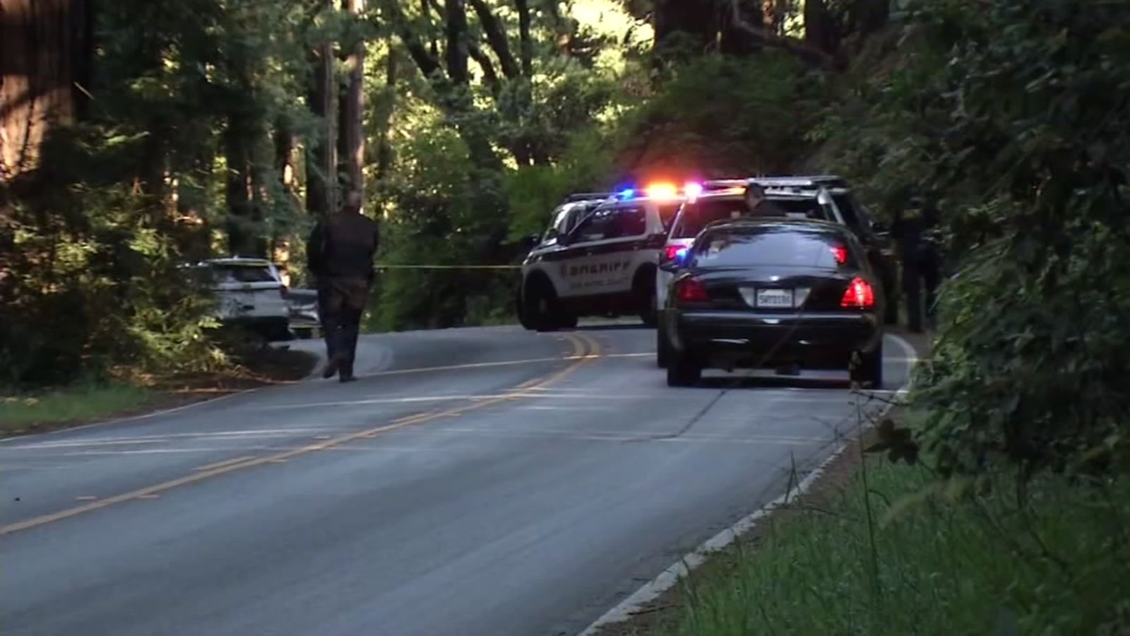 Suspect in 2 San Mateo Co  stabbings facing murder charges