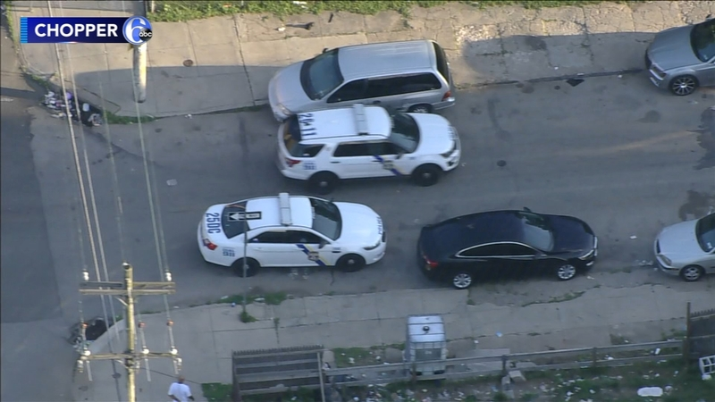 Man shot and killed on a North Philadelphia street