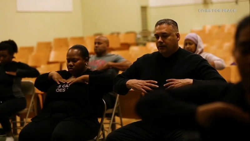 Cities for Peace: Police, former gang members work to reduce violence in  South L A