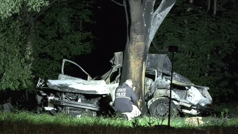 2 killed after accident on Wantagh State Parkway on Long Island