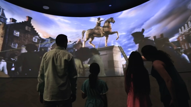 6abc Loves the Arts: Museum of the American Revolution celebrates 4th of  July