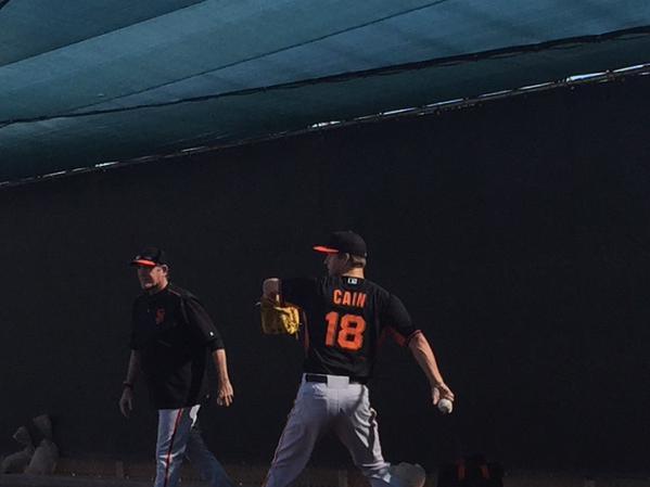 "<div class=""meta image-caption""><div class=""origin-logo origin-image kgo""><span>KGO</span></div><span class=""caption-text"">Matt Cain shows off his game during Giants Spring Training 2015 on Thursday, Feb. 26, 2015. (ABC7 News/ Mike Shumann)</span></div>"