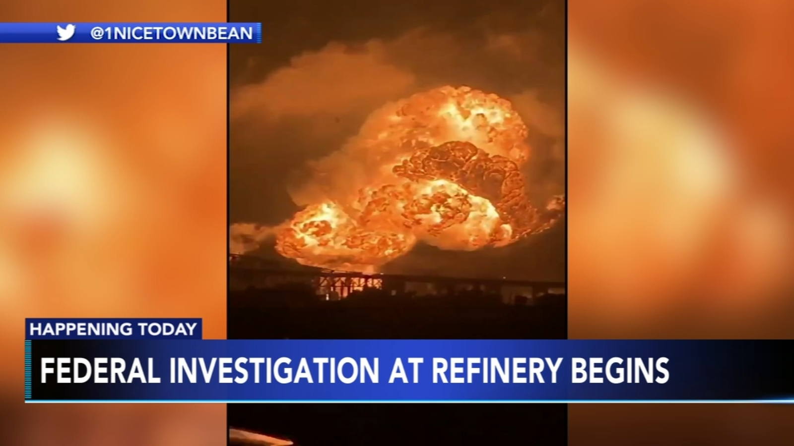 Investigation begins into Philadelphia Energy Solutions refinery explosion, fire